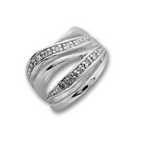 Пръстени с камък от сребро - 1615935