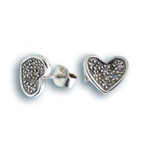 Oбеци с камъни от сребро 138271