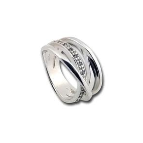Пръстени с камък от сребро - 1615819
