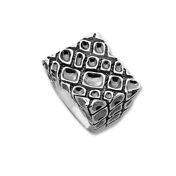 Сребърен пръстен без камък 1505991