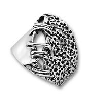 Сребърни пръстени без камък - 1545939
