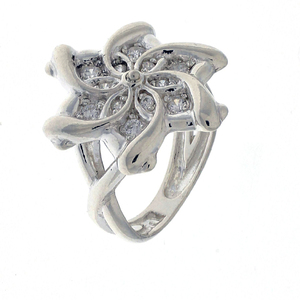 Пръстени с камък от сребро - 1616106