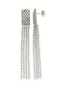 Oбици с камъни от сребро - 140120