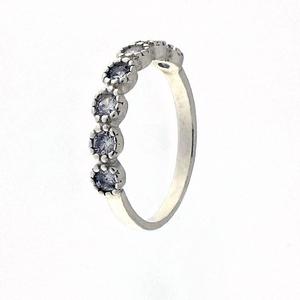 Пръстени с камък от сребро - 1696107