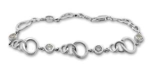 Сребърни гривни - 200052
