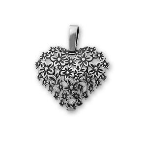 Висулки от сребро без камък - 181574