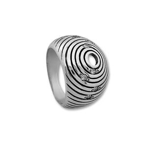Пръстени с камък от сребро - 1585994