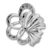 Висулки от сребро с камък - 173934