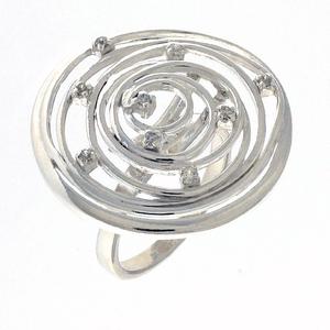 Пръстени с камък от сребро - 1616099