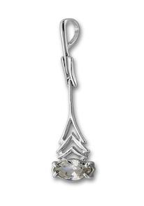 Висулки от сребро с камък - 193480