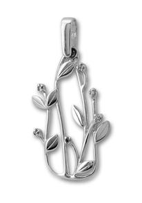 Висулка от сребро с камък 174900