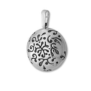 Висулки от сребро без камък - 180993
