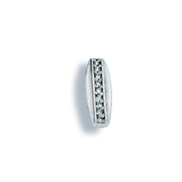 Висулки от сребро с камък - 186024