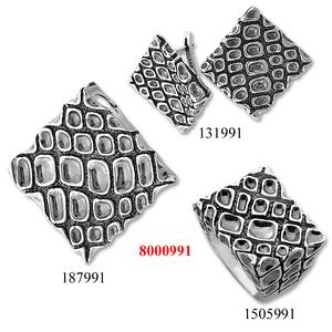 Сребърни бижута - комплект 8000991