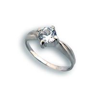 Пръстени с камък от сребро - 1604351