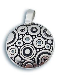 Висулки от сребро без камък - 187509