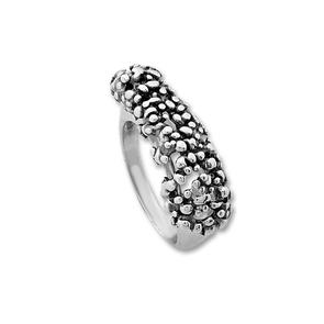 Сребърни пръстени без камък - 1535996