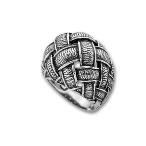 Сребърни пръстени без камък - 1505225