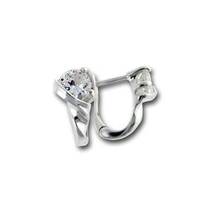 Oбици с камъни от сребро - 114216