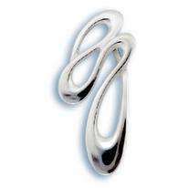 Висулки от сребро без камък - 181355