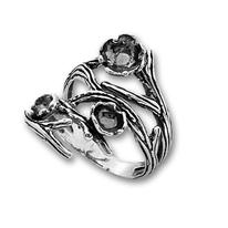 Сребърни пръстени без камък - 1545952