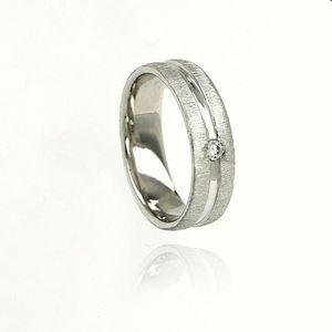 Сребърни пръстени без камък - 1485311