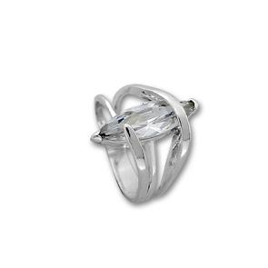 Пръстени с камък от сребро - 1595972