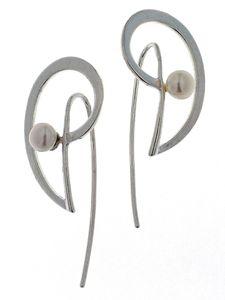 Сребро с перли - 115298
