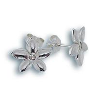 Oбици с камъни от сребро - 114205