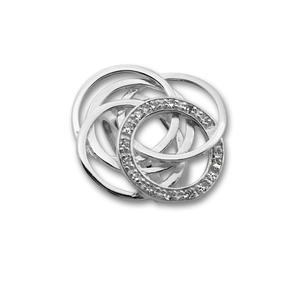 Пръстени с камък от сребро - 1615927