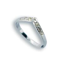 Пръстени с камък от сребро - 1624779