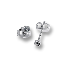 Oбици с камъни от сребро - 120224