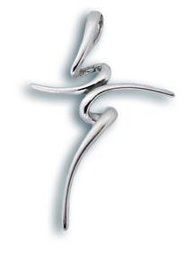 Сребърен кръст 178298