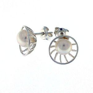 Сребро с перли - 115108