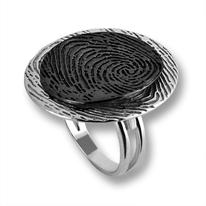 Сребърни пръстени без камък - 1535852