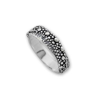 Сребърни пръстени без камък - 1565254