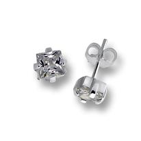 Oбици с камъни от сребро - 120231