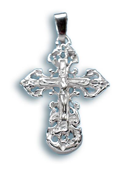 Сребърен кръст 178000