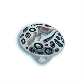Сребърни пръстени без камък - 1505328