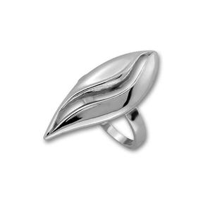 Сребърни пръстени без камък - 1545956
