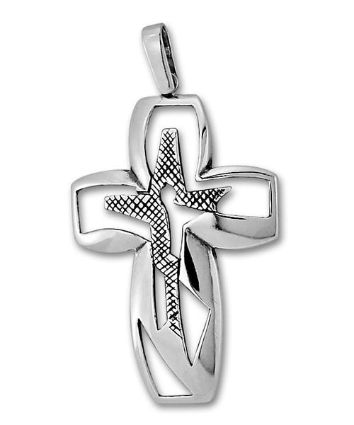Сребърен кръст 177528