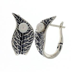 Сребро с перли - 115109