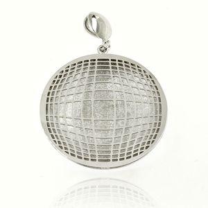 Висулки от сребро без камък - 188134