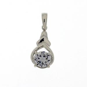 Висулки от сребро с камък - 184645