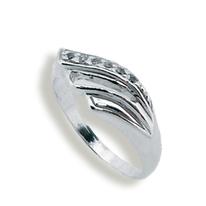 Пръстени с камък от сребро - 1625004