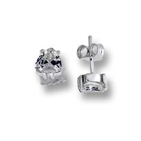 Oбици с камъни от сребро - 120230
