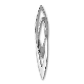 Висулки от сребро без камък - 181923