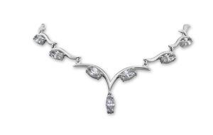 Колиета от сребро - 700594