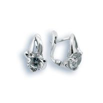 Oбици с камъни от сребро - 114140