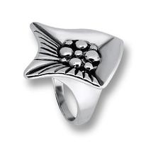 Сребърни пръстени без камък - 1535853